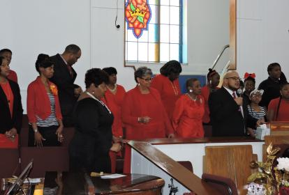 Southern Missionary Baptist Church - MOVE GOD'S HAND, FINGER